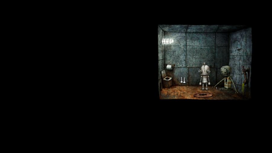 Machinarium Review - Screenshot 2 of 3