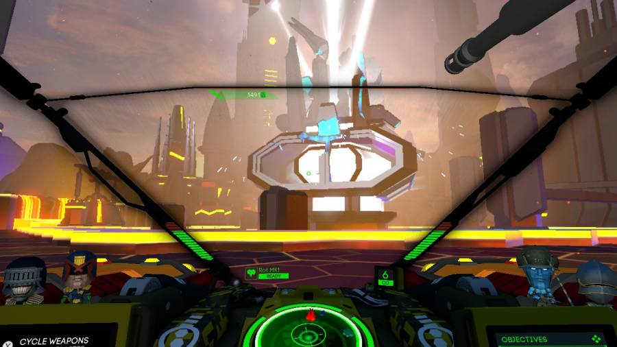 Battlezone Gold Edition Review - Screenshot 4 of 4