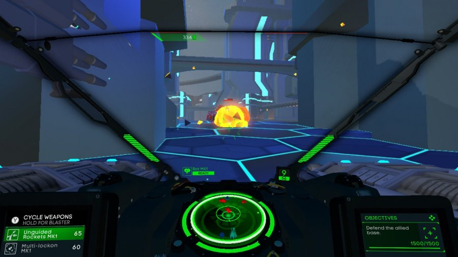 Battlezone Gold Edition Review - Screenshot 1 of 4