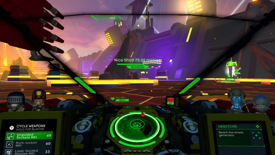 Battlezone Gold Edition Review - Screenshot 2 of 4