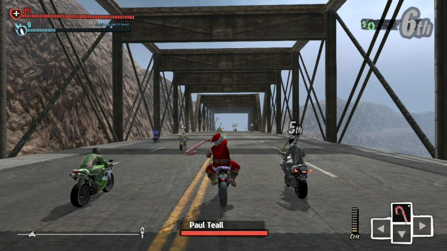 Road Redemption Review - Screenshot 6 of 6
