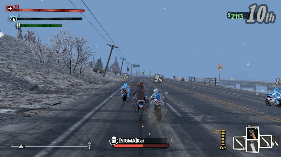 Road Redemption Review - Screenshot 2 of 6