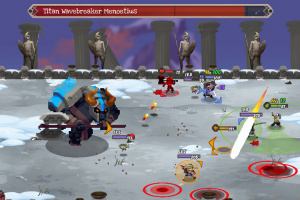 Full Metal Furies Screenshot
