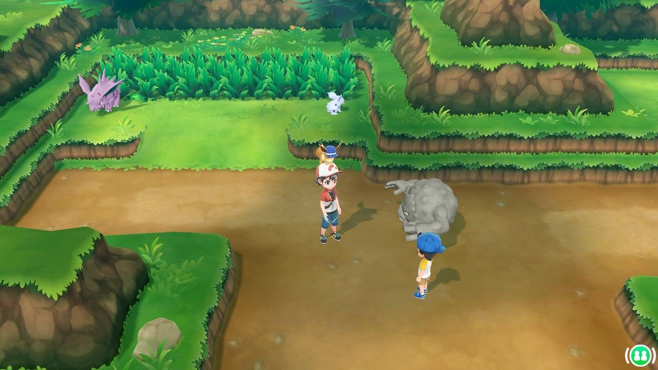 Pokémon: Let's Go, Pikachu! and Let's Go, Eevee! Review