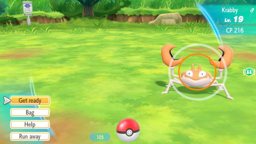 Pokémon: Let's Go, Pikachu! and Let's Go, Eevee! Review - Screenshot 1 of 8