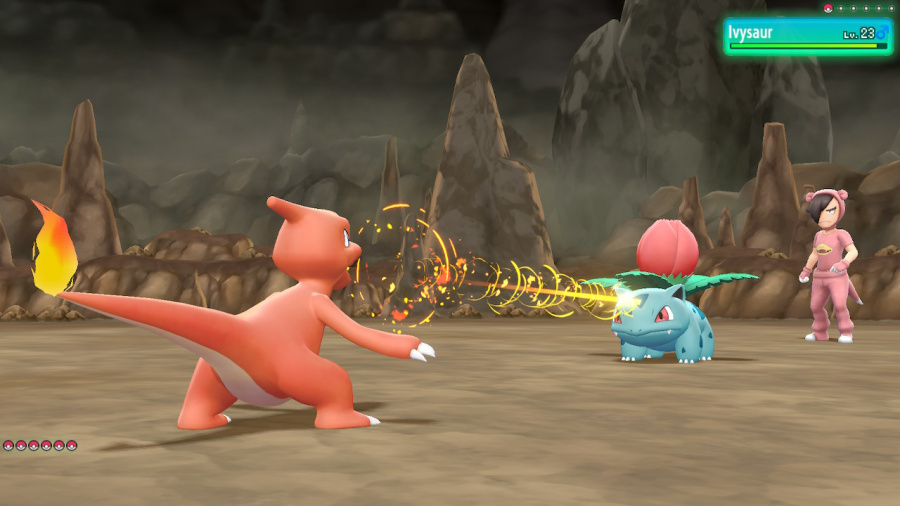 Pokémon: Let's Go, Pikachu! and Let's Go, Eevee! Review - Screenshot 3 of 8