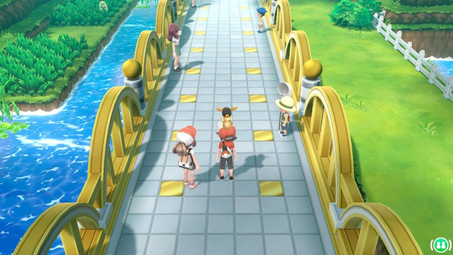 Pokémon: Let's Go, Pikachu! and Let's Go, Eevee! Review - Screenshot 7 of 8