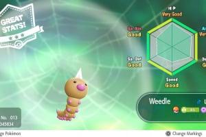Pokémon: Let's Go, Pikachu! and Let's Go, Eevee! Screenshot