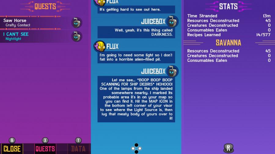 Crashlands Review - Screenshot 3 of 4