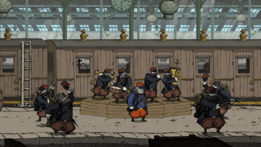 Valiant Hearts: The Great War Review - Screenshot 3 of 4