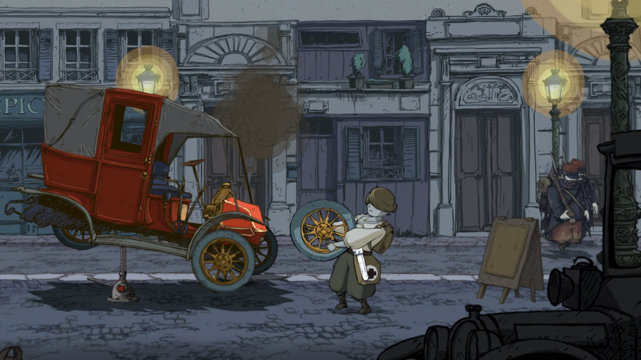 Valiant Hearts: The Great War Review - Screenshot 4 of 4