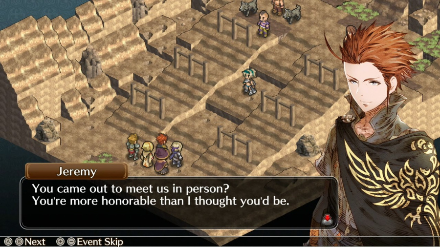 Mercenaries Wings: The False Phoenix Review - Screenshot 3 of 3