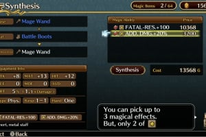 Mercenaries Wings: The False Phoenix Screenshot