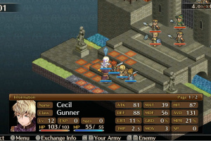 Mercenaries Wings: The False Phoenix Screenshot