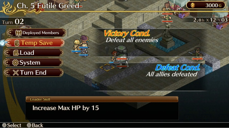 Mercenaries Wings: The False Phoenix Review - Screenshot 2 of 3