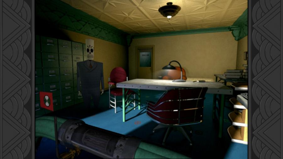 Grim Fandango Remastered Review - Screenshot 2 of 3