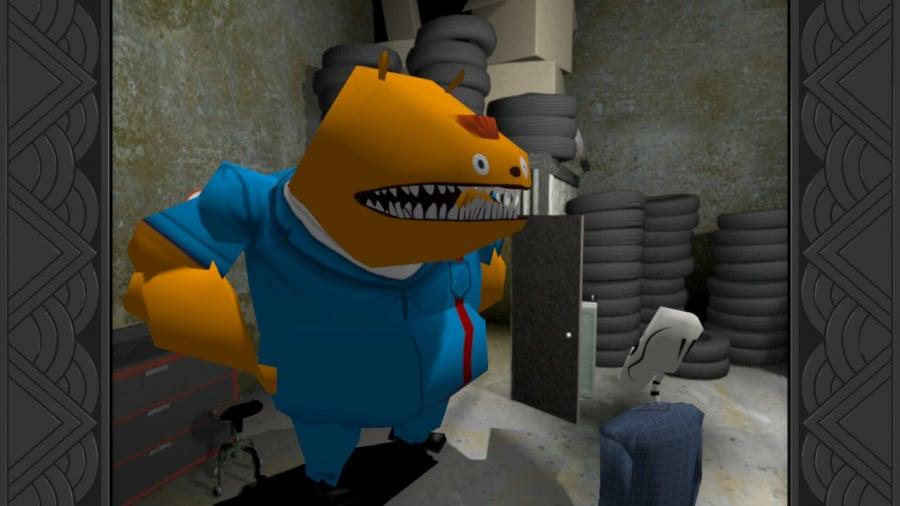 Grim Fandango Remastered Review - Screenshot 3 of 3