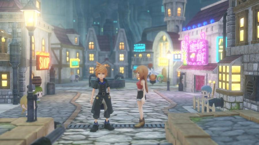 World of Final Fantasy MAXIMA Review - Screenshot 1 of 6