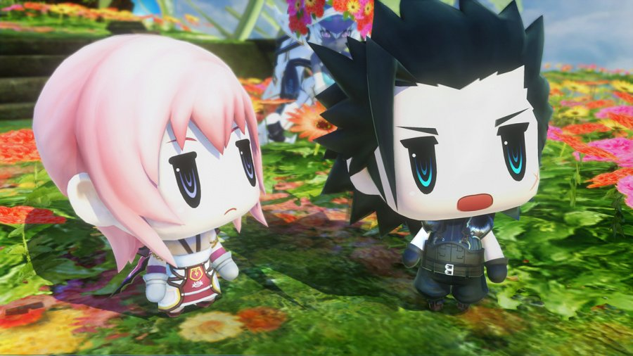 World of Final Fantasy MAXIMA Review - Screenshot 3 of 6