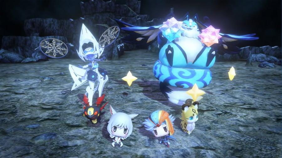 World of Final Fantasy MAXIMA Review - Screenshot 4 of 6