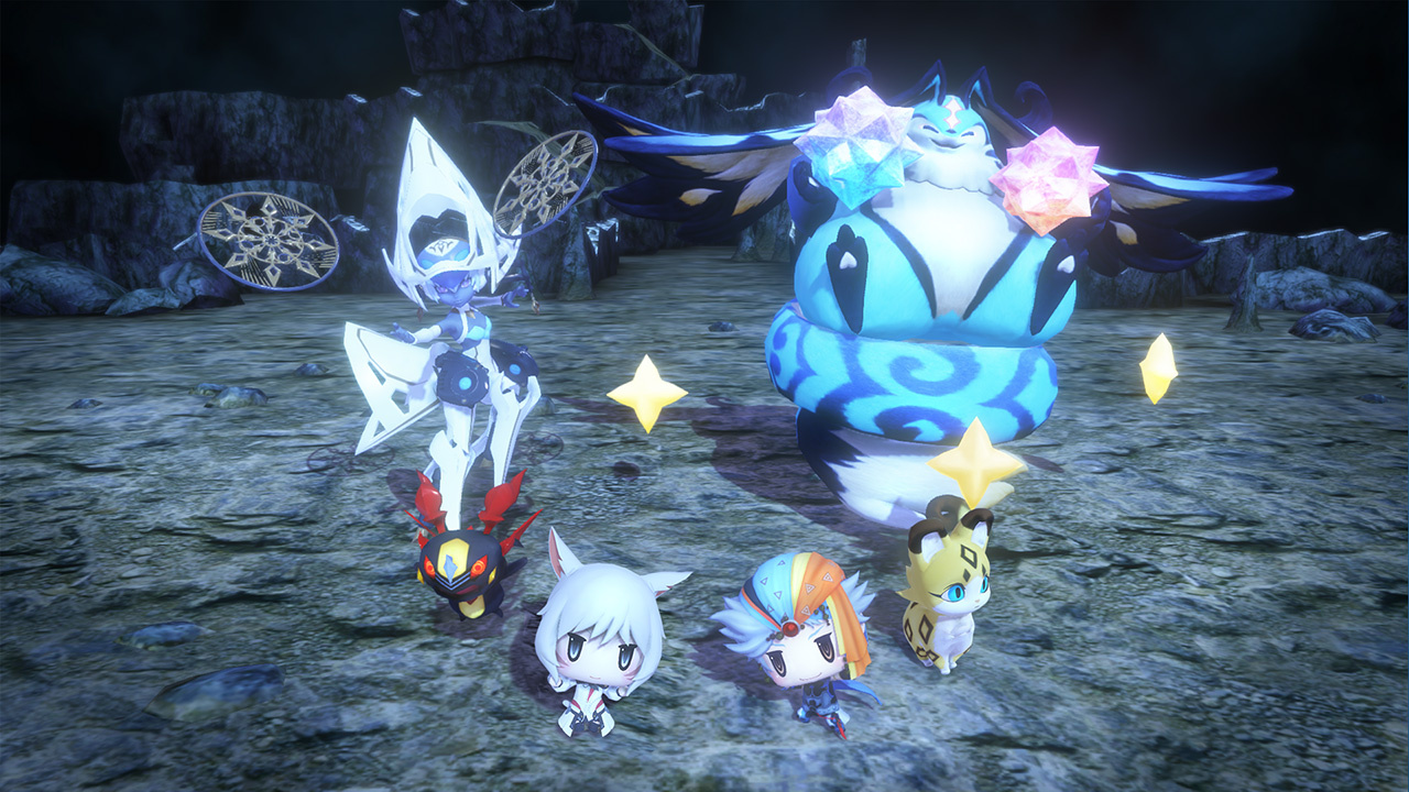 World of Final Fantasy MAXIMA Review (Switch eShop