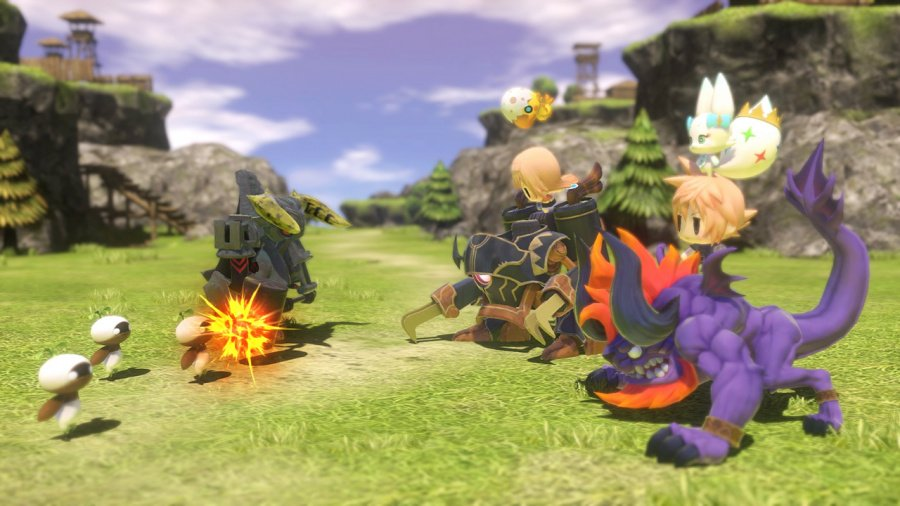 World of Final Fantasy MAXIMA Review - Screenshot 6 of 6