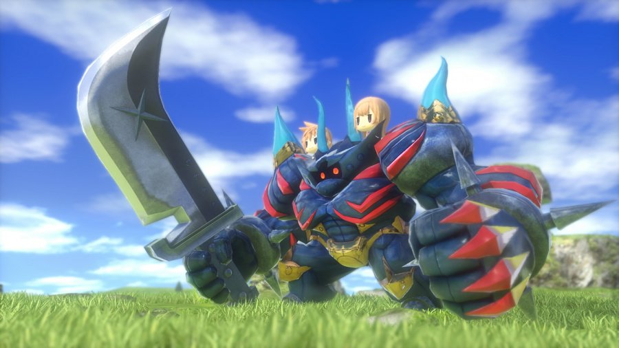 World of Final Fantasy MAXIMA Review - Screenshot 2 of 6