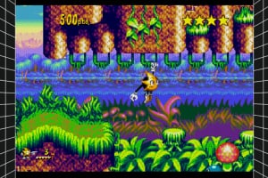 SEGA Mega Drive Classics Screenshot