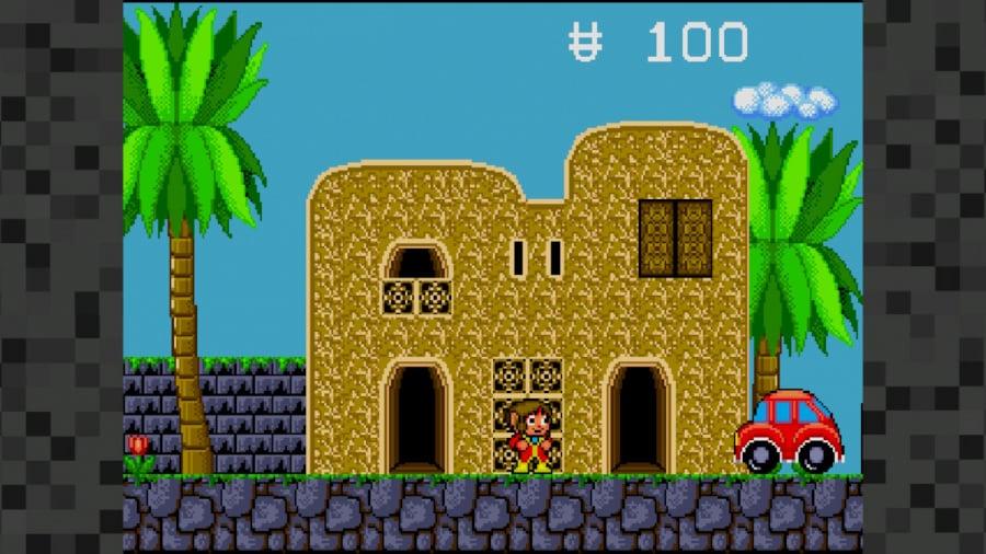 SEGA Mega Drive Classics Review - Screenshot 2 of 5