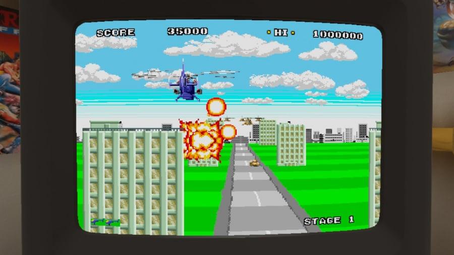 SEGA Mega Drive Classics Review - Screenshot 1 of 5