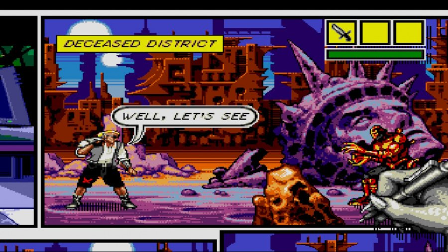 SEGA Mega Drive Classics Review - Screenshot 3 of 5