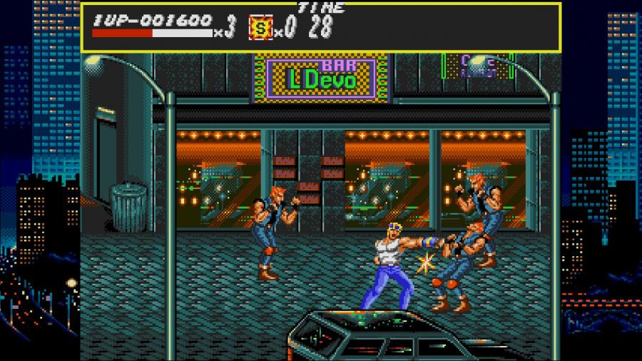 SEGA Mega Drive Classics Review - Screenshot 5 of 5
