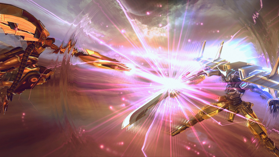 Astebreed Review - Screenshot 1 of 4