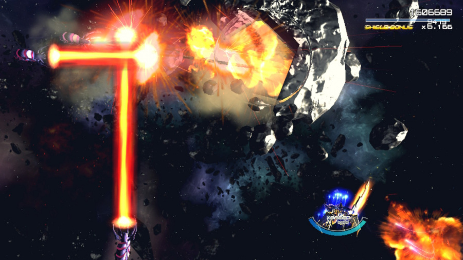 Astebreed Review - Screenshot 3 of 4