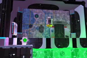 Ms. Splosion Man Screenshot