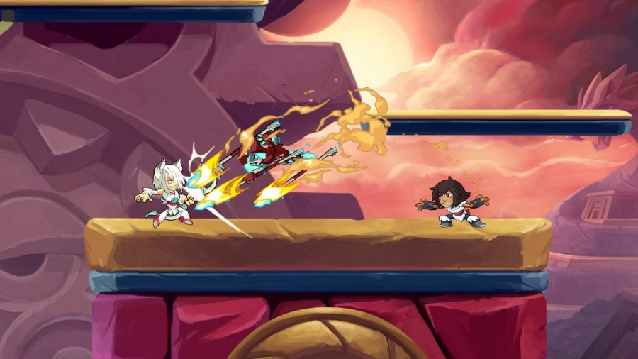 Brawlhalla Review - Screenshot 2 of 7