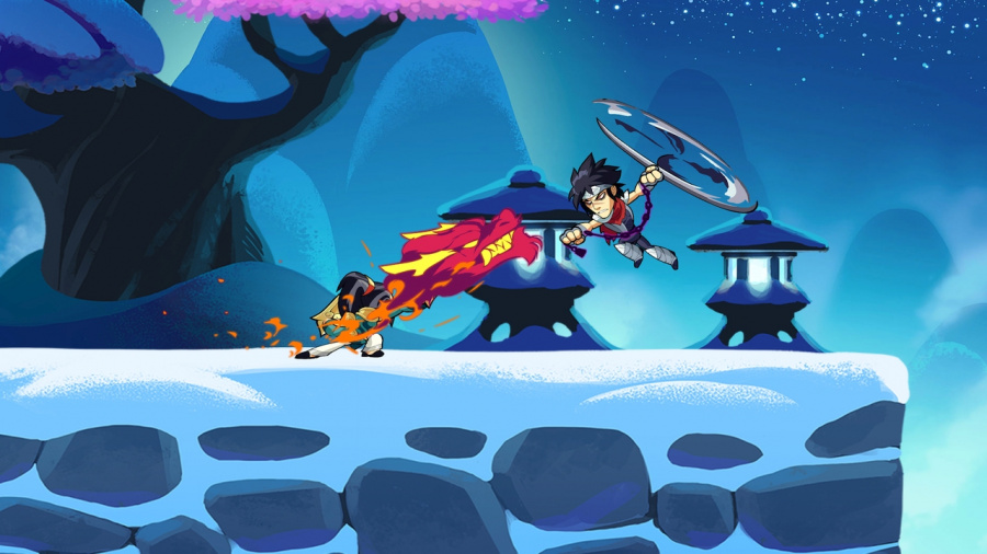 Brawlhalla Review - Screenshot 1 of 7