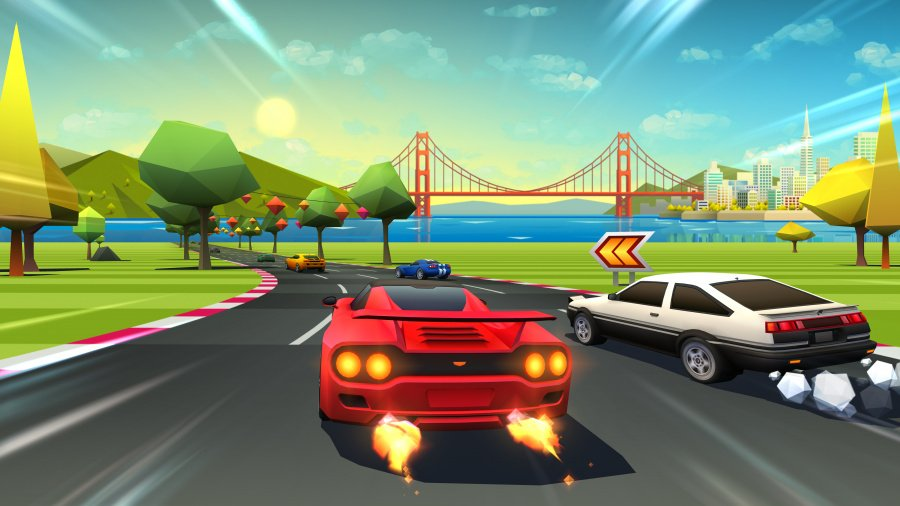 Horizon Chase Turbo Review - Screenshot 4 of 4
