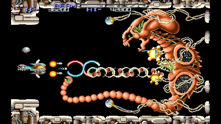 R-Type Dimensions EX Review - Screenshot 4 of 4