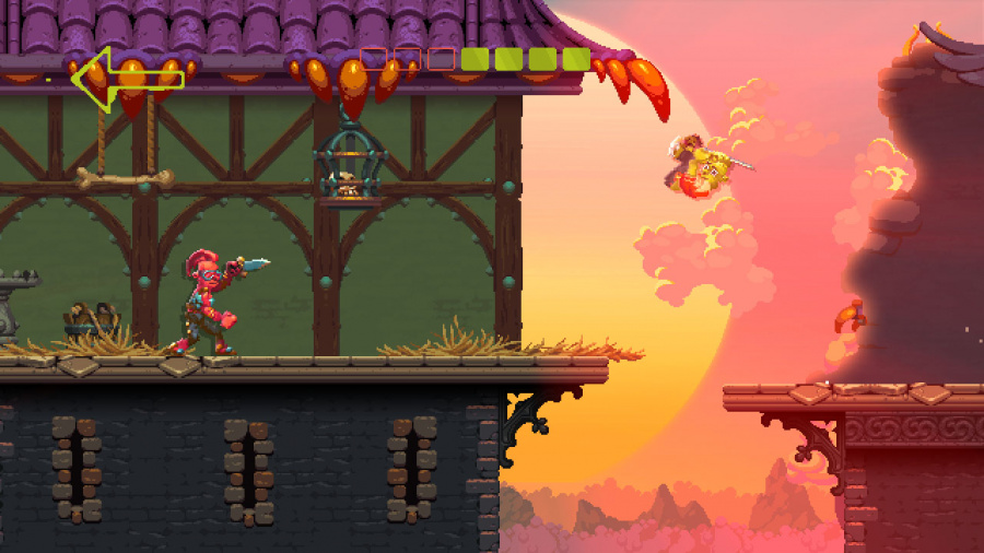 Nidhogg 2 Review - Screenshot 3 of 5