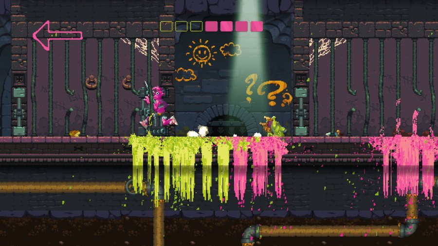 Nidhogg 2 Review - Screenshot 4 of 5