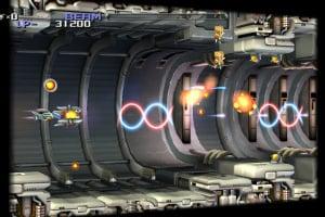R-Type Dimensions EX Screenshot