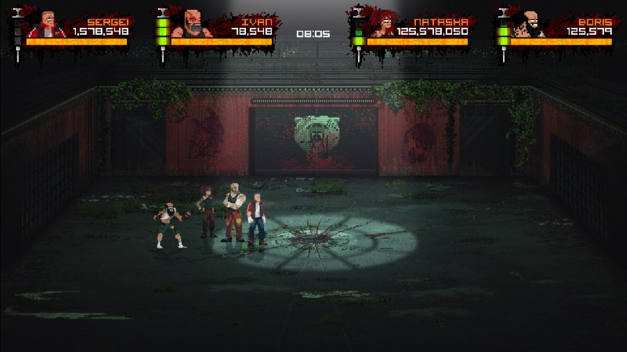 Mother Russia Bleeds Review - Screenshot 3 of 3