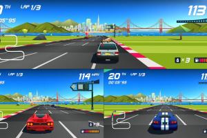 Horizon Chase Turbo Screenshot