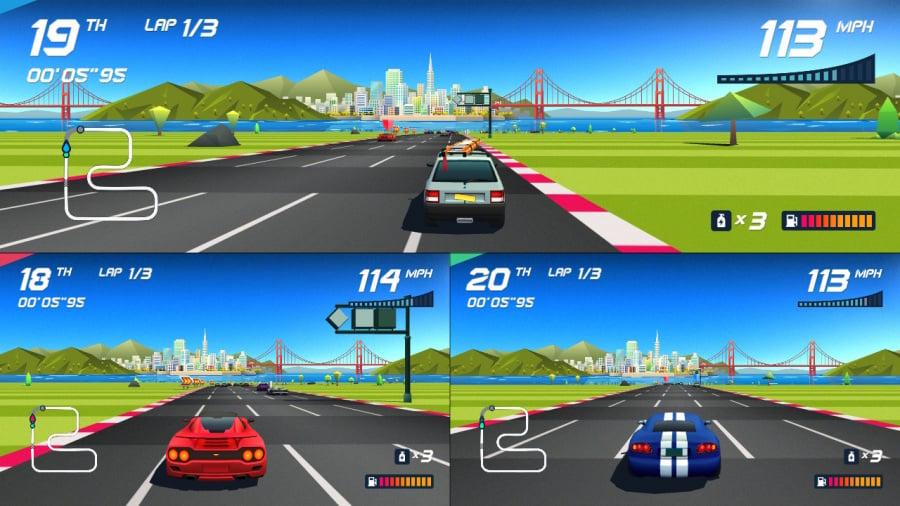 Horizon Chase Turbo Review - Screenshot 1 of 4