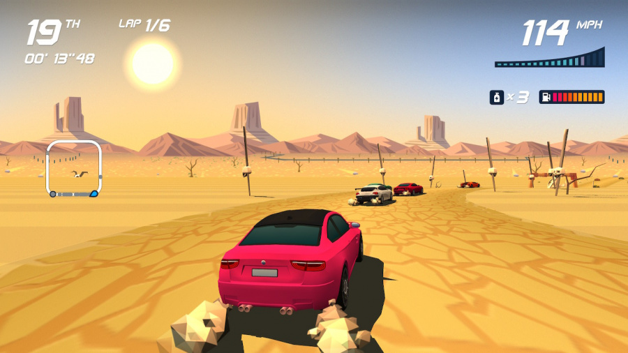 Horizon Chase Turbo Review - Screenshot 5 of 5