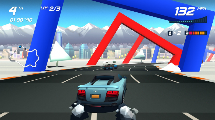 Horizon Chase Turbo Review - Screenshot 4 of 5