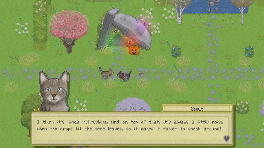 Cattails Review - Screenshot 1 of 3