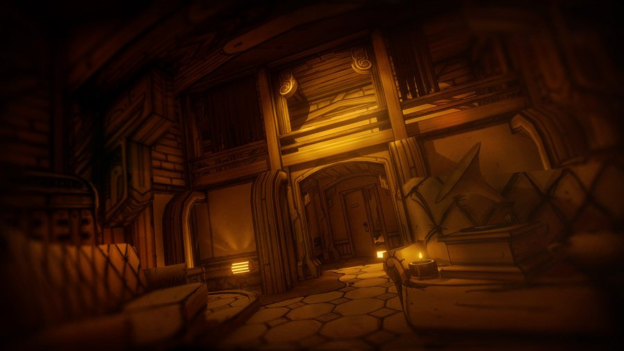 Bendy And The Ink Machine Review - Screenshot 4 of 4