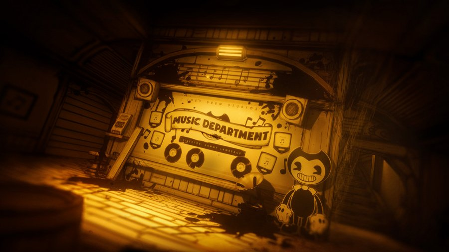 Bendy And The Ink Machine Review - Screenshot 1 of 4